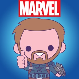 Marvel Stickers: Infinity War