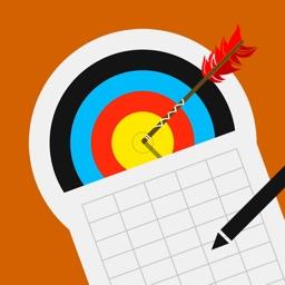 Archery Scoresheets