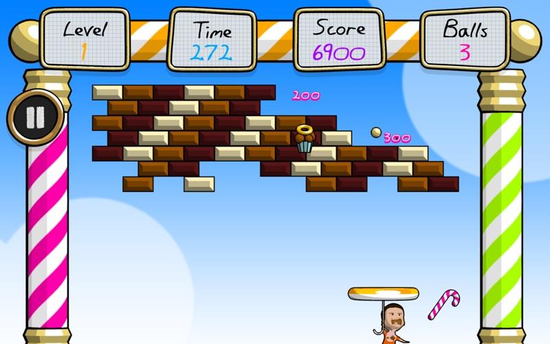 ChocoBreak screenshot 2