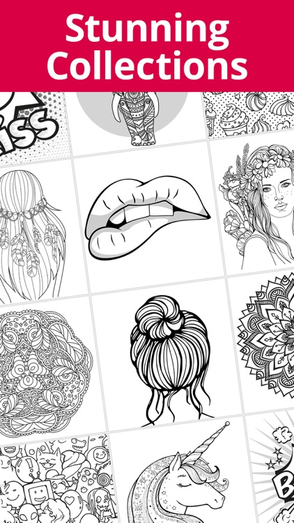 Coloring Book for Adults Now