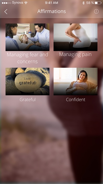 Well-Being for Pregnancy screenshot-4