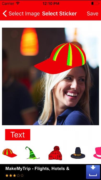 Funny Hats Photo Editor to Make Funny Photo
