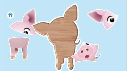 Tier Puzzle & Formen KinderScreenshot von 7