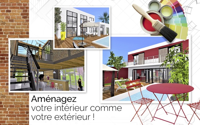 Home Design 3D GOLD Dans Le Mac App Store