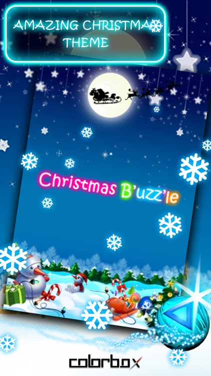 Christmas B'uzz'le