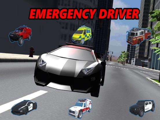 Screenshot #4 pour Emergency Driver