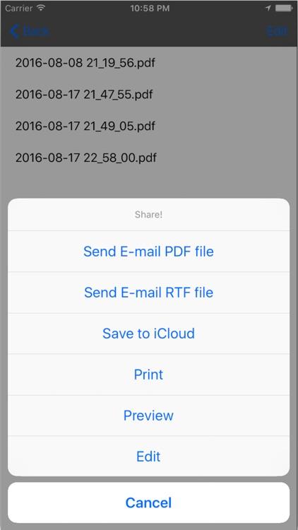 Business Plan App screenshot-3