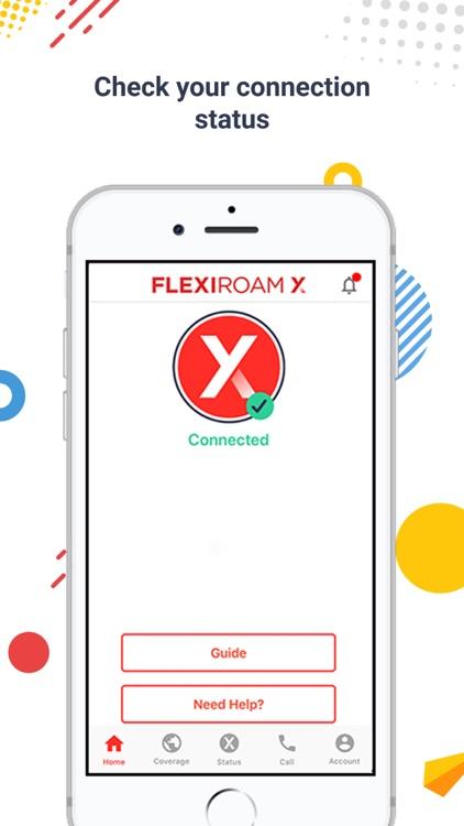 Flexiroam X screenshot-4