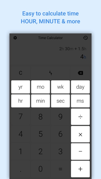 Time Calculator  by Ha Thanh