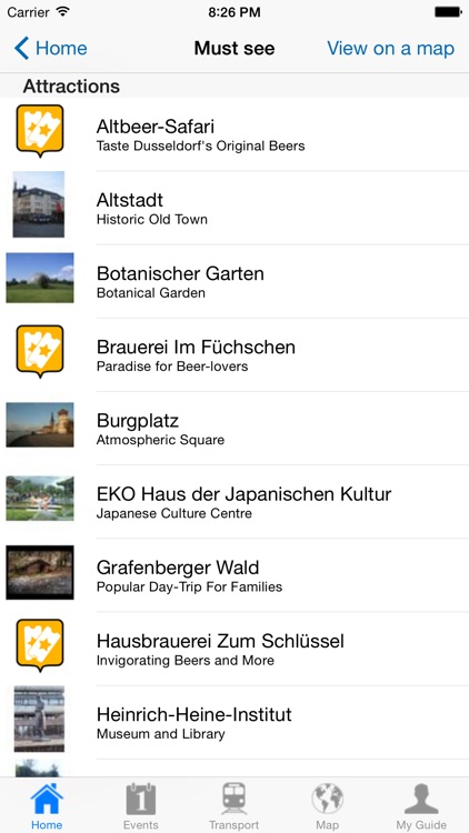 Dusseldorf Travel Guide Offline screenshot-3