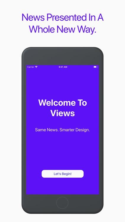 Views • News Redesigned screenshot-0