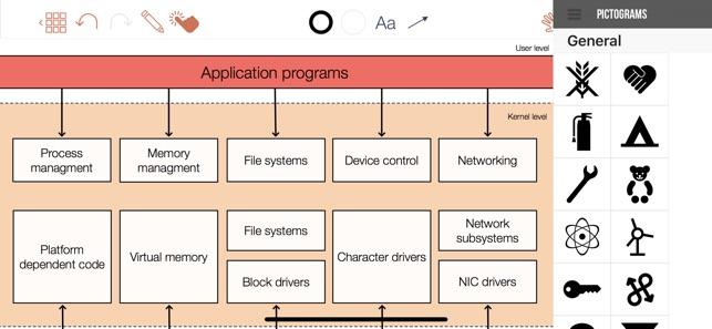 Grafio 3 diagram maker on the app store iphone ipad ccuart Choice Image