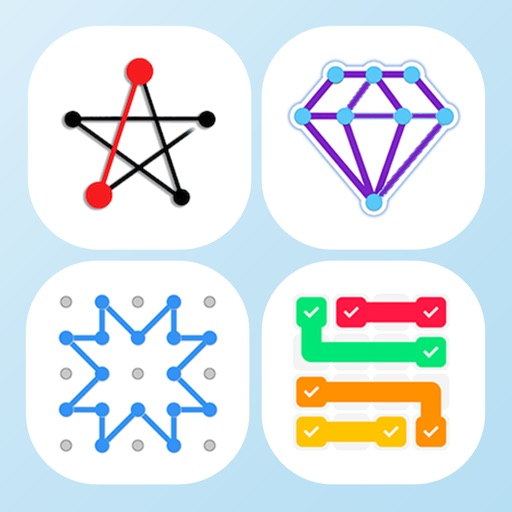 Hello Lines - relaxing puzzles icon