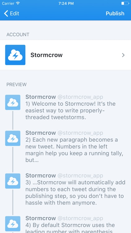 Stormcrow screenshot-1