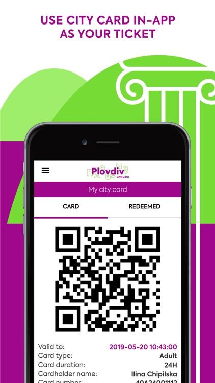 Plovdiv City Card screenshot-5