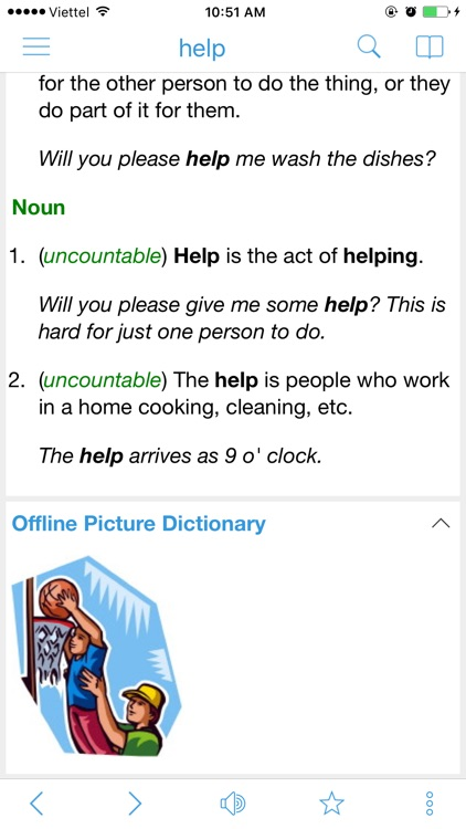 Dictionary of Simple English screenshot-2