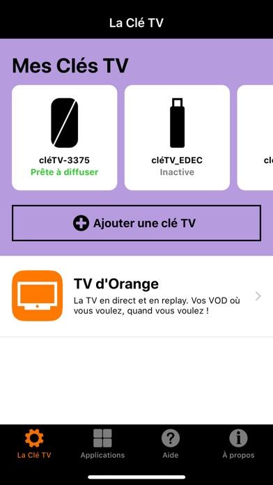 download La Clé TV apps 1