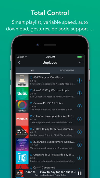 UCast - Podcast Playerのおすすめ画像4