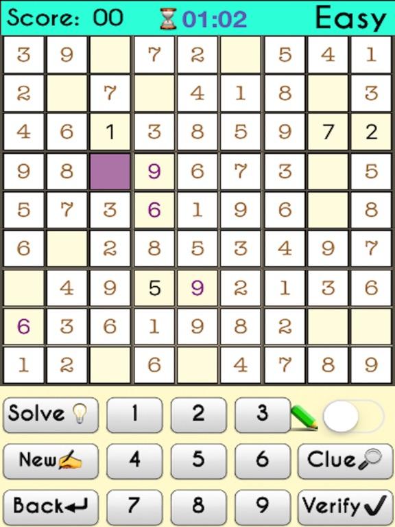 Sudoku : Premium Sudoku Puzzle screenshot 6