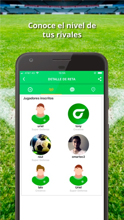Futbole screenshot-3