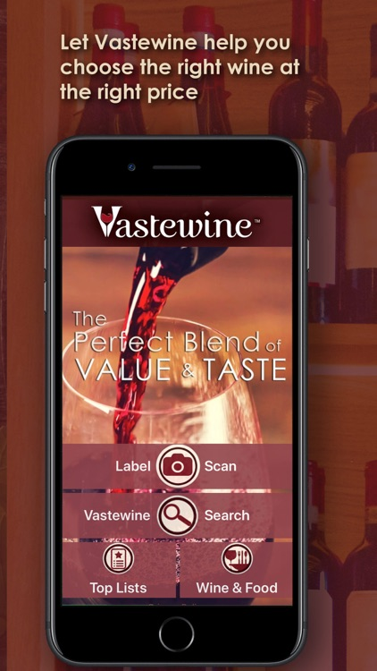 Vastewine: Wine Scoring App screenshot-0