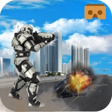 Activities of VR Modern Robot Squad shooter