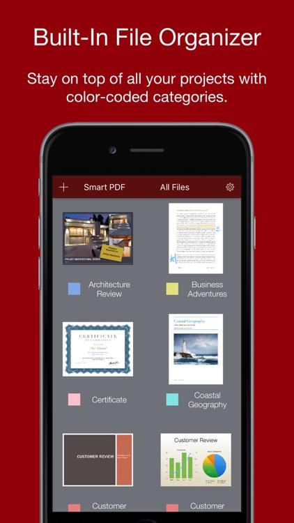 Smart PDF+ Editor screenshot-3