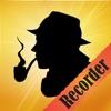 名探偵の音声レコーダー - ワンタッチ速い密かプロ録音