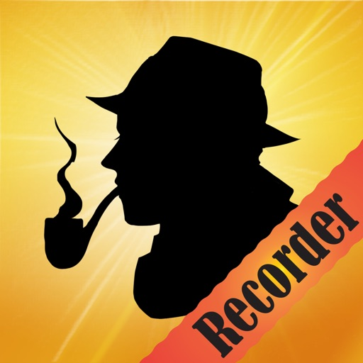 Detective's Voice Recorder