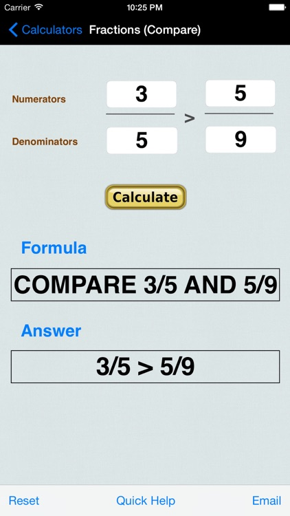 Decimal to Fraction Converter+ screenshot-2
