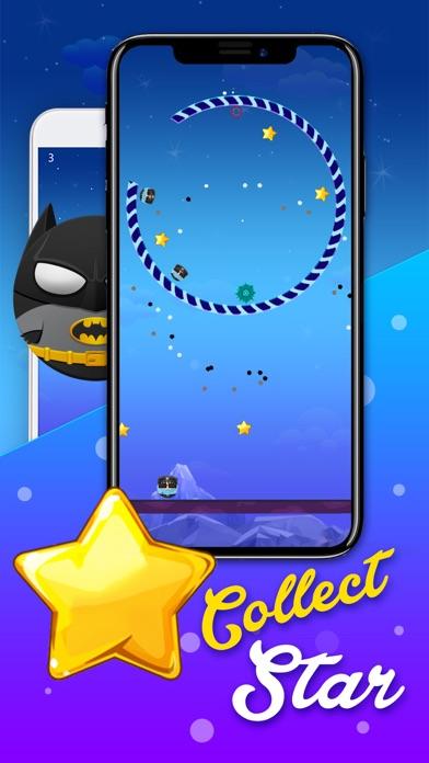 Drop Free - Tap Jump Avoid screenshot three