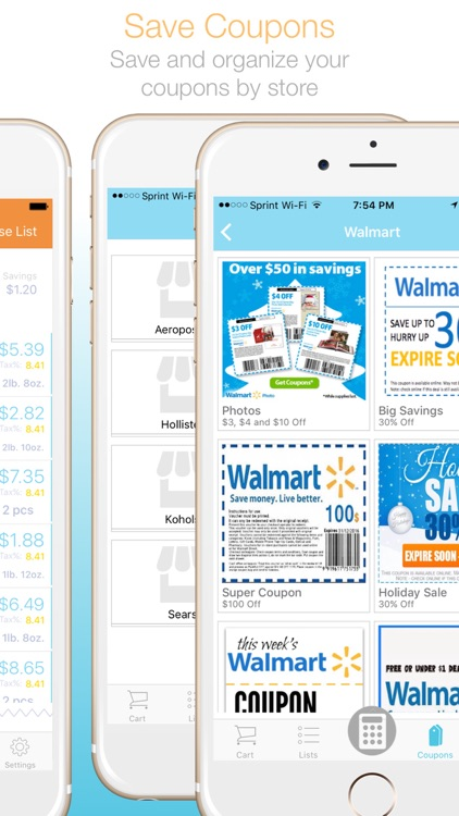 Total Plus-Shopping Calculator screenshot-3