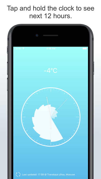 Lucid Weather Clockのおすすめ画像2