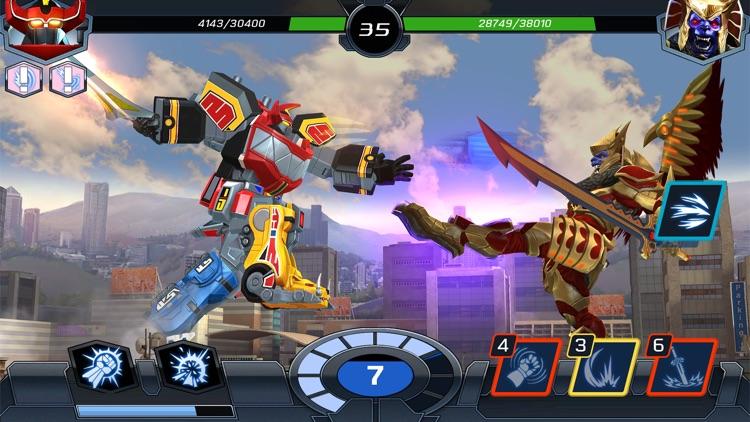 Power Rangers: Legacy Wars screenshot-4