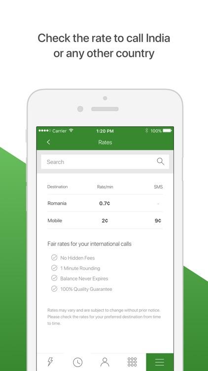 CallIndia - Unlimited Calls screenshot-3