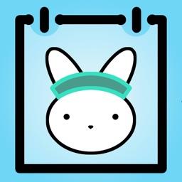 Habit Rabbit - Essential Goal Tracking App