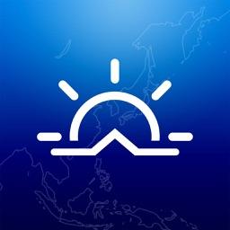 SunMap - Map-based Sun/Moon Calculator