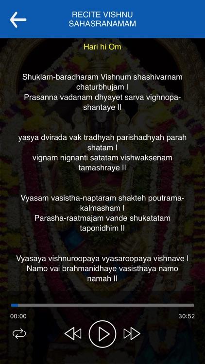 Learn Vishnu Sahasranamam screenshot-4