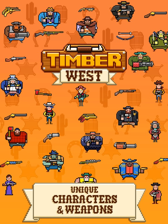 Timber West screenshot 8