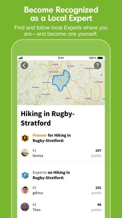 Komoot — Cycling & Hiking Maps screenshot-9