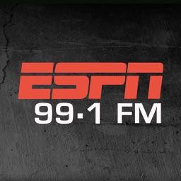 ESPN 99.1 (KSOO-FM)