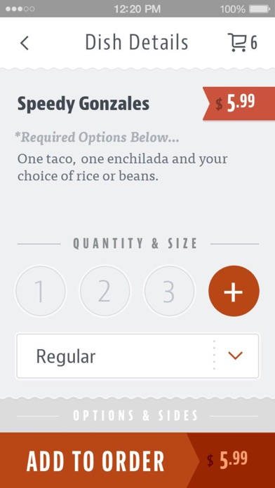 La Fiesta Mexican Grill screenshot 4