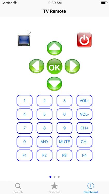 EzRemote IR Universal Remote screenshot-4
