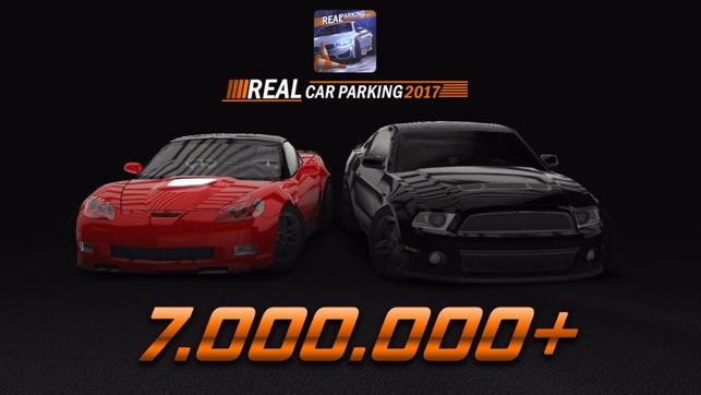 Real Car Parking 2017 Screenshot