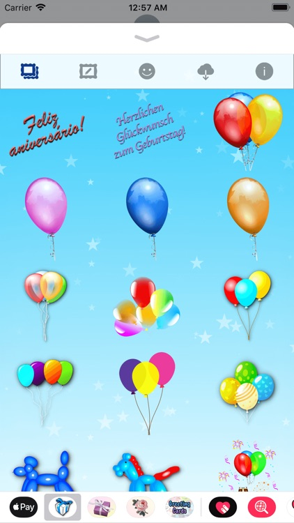 Happy Birthday! • Stickers screenshot-7