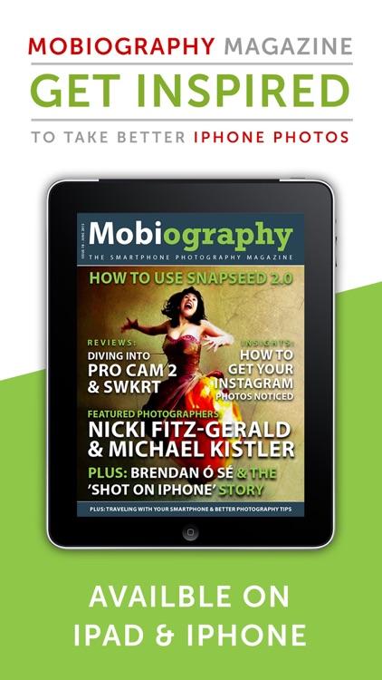 Mobiography Magazine screenshot-4