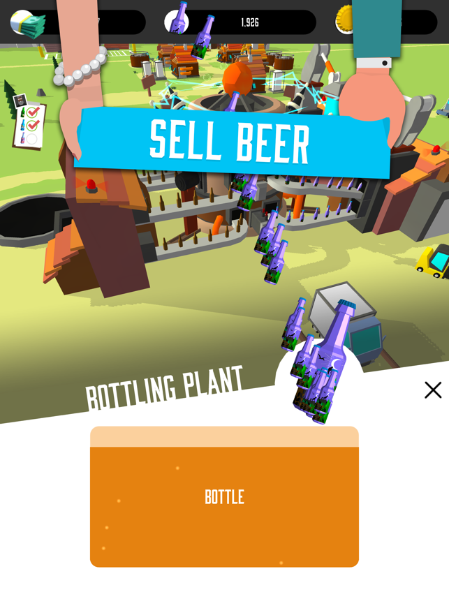 Brew Town Screenshot