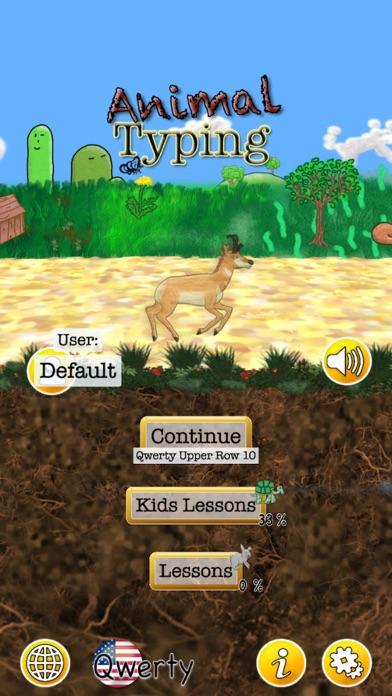 Animal Typing - Lite screenshot two