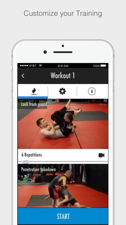 Brazilian Jiu Jitsu Training screenshot-3