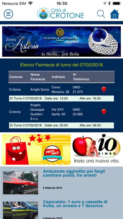 Città di Crotone screenshot-3